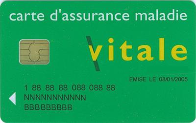 The Infamous Carte Vitale