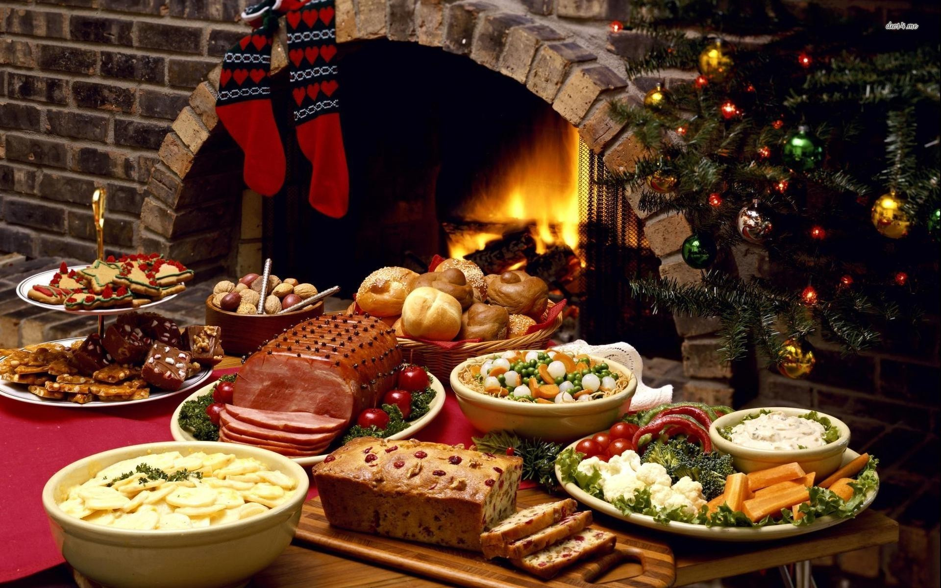 Christmas Food In New Mexico