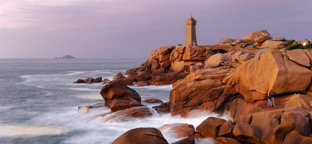 brittany geology and landscapes